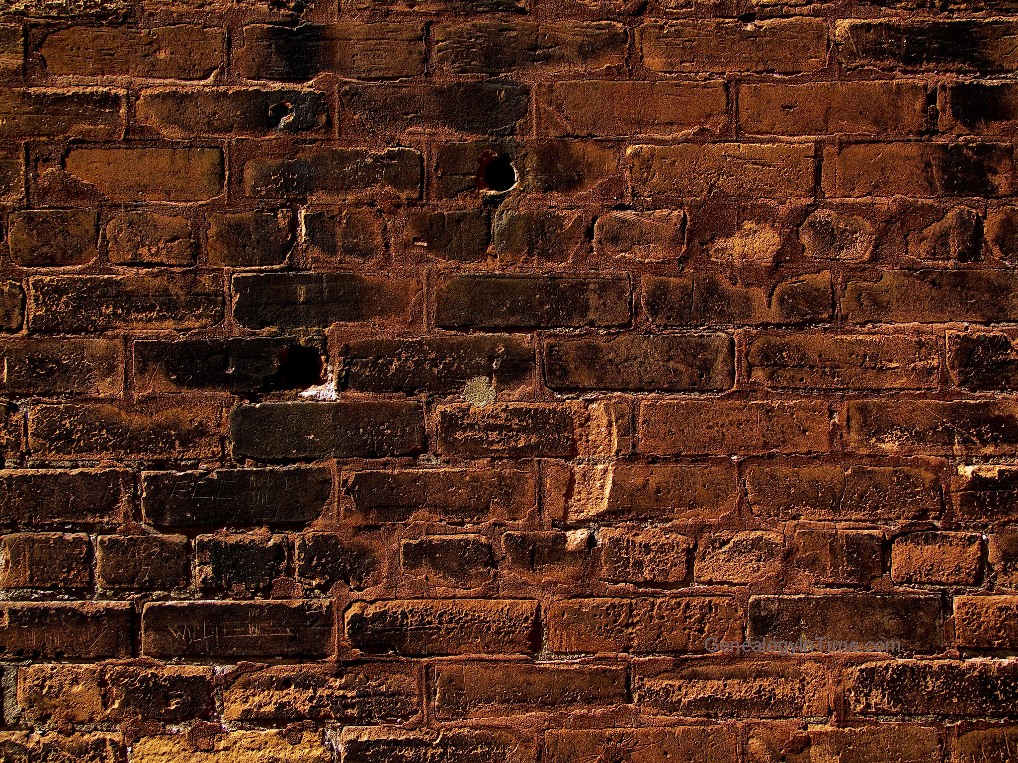 Free brick wall images page 4 for What to do with bricks