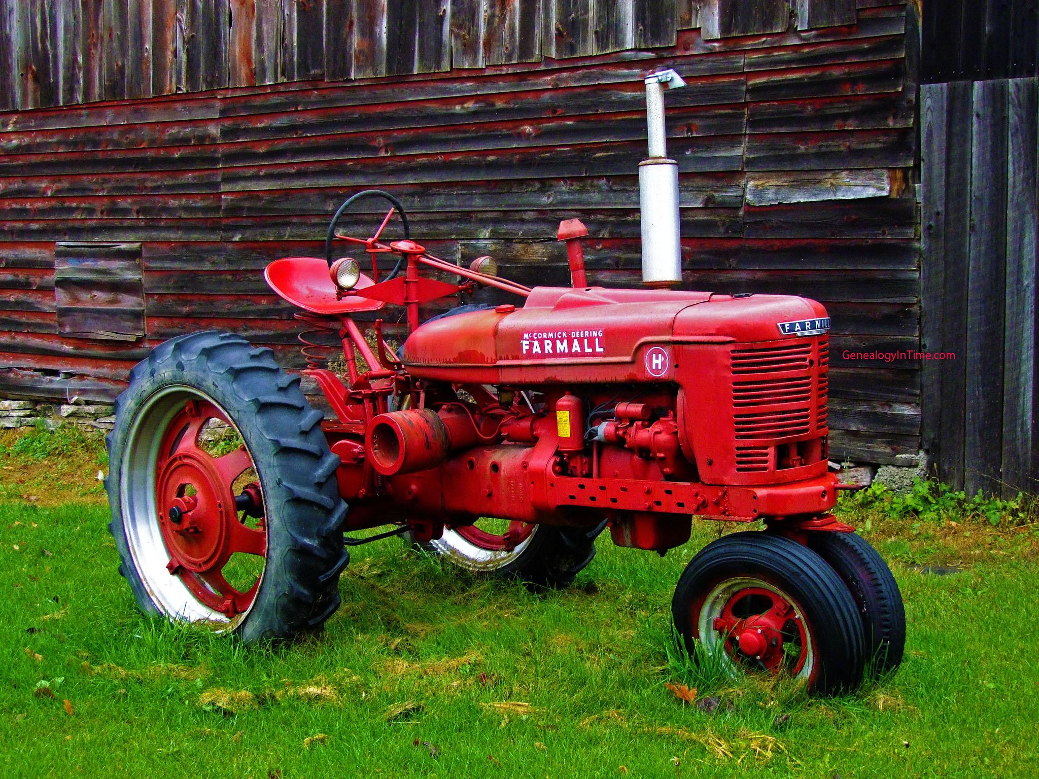 Farm Tractor Wallpaper Farmall Farm Tractor