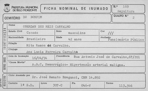 South america genealogy records brazil cemetery record yadclub Image collections