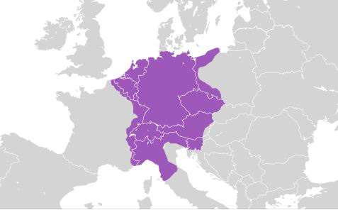 Holy Roman Empire 1582