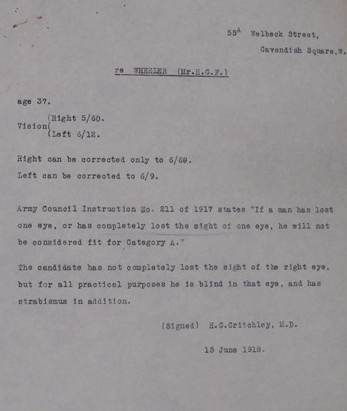 Uk genealogy records wwi military tribunal paper spiritdancerdesigns Choice Image