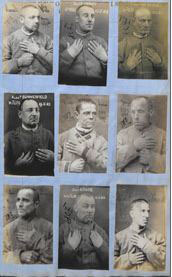 early UK prisoner photographs