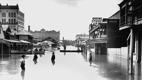 1893 Brisbane flood
