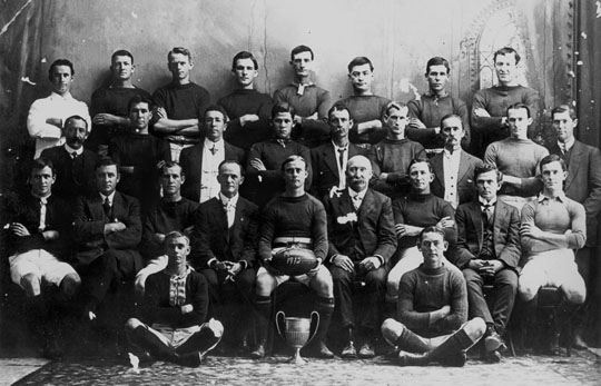 1915 Charter Towers rugby team